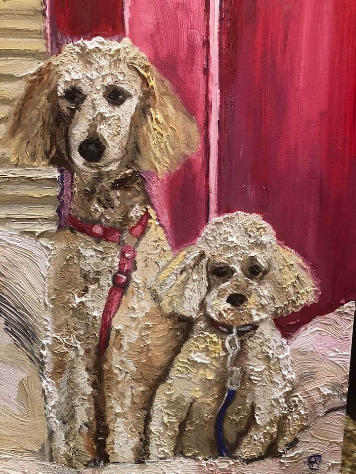 Sacco Pups