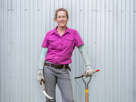 Always Becoming: Lucy Dinsmore's Path to Horticulture