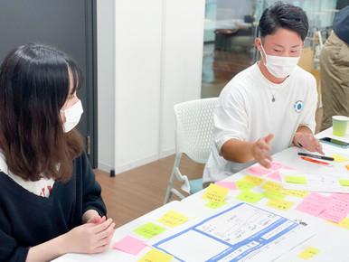 クラダシとグッドパッチが専修大学にてフードロス×デザインでビジネス構想力向上を目指すワークショップを開催