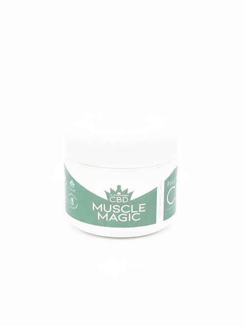 Muscle magic