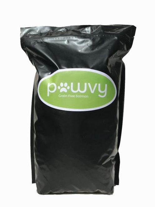 PAWVY GRAIN FREE SALMON AND COCONUT RECIPE