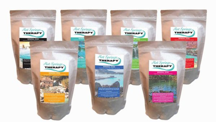 The 7 Wonders Mineral Soak