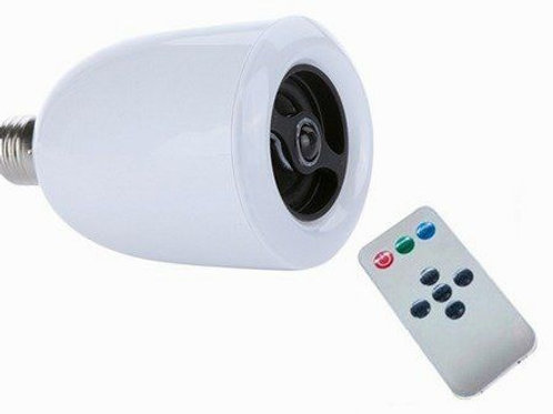 Light Tunes Speaker LED Bulb