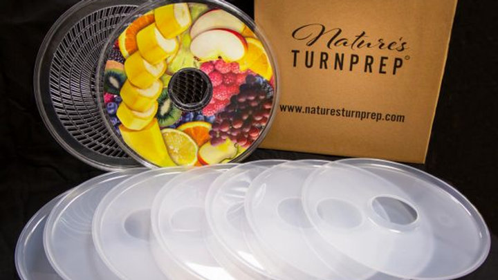 Nature's Turnprep Trays Warranty Replacement