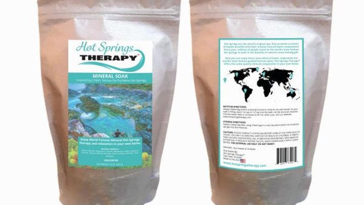 Termas de Puritama Mineral Soak