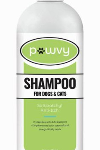 PAWVY SO SCRATCHY! ANTI-ITCH SHAMPOO