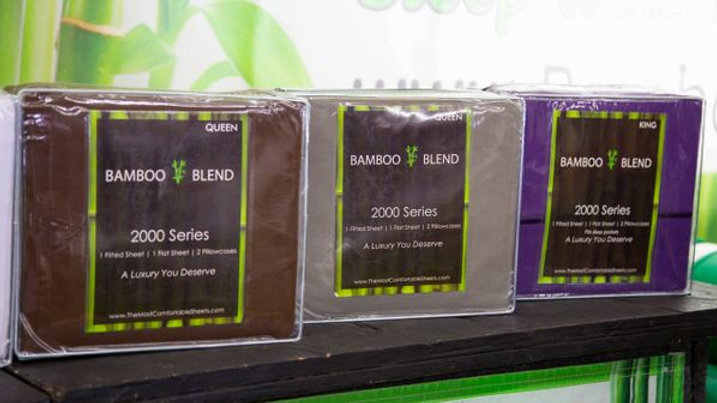 Bamboo Traditions™ Bamboo Blend Sheets