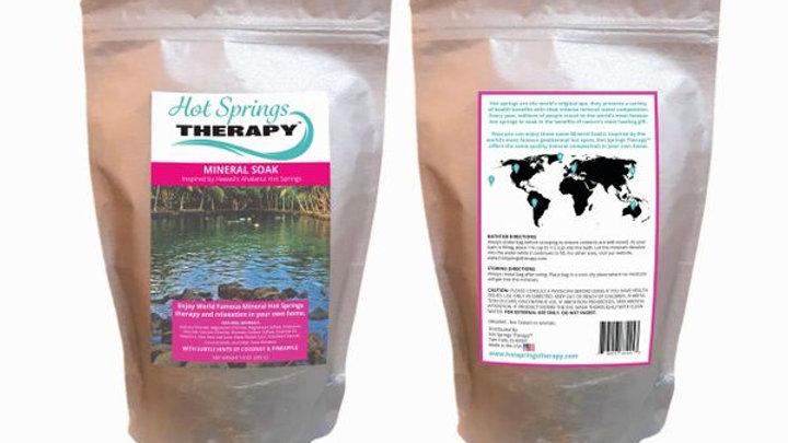 Ahalanui Hot Ponds Mineral Soak