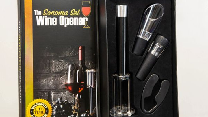 Sonoma Set/ The Sonoma Set Wine Opener
