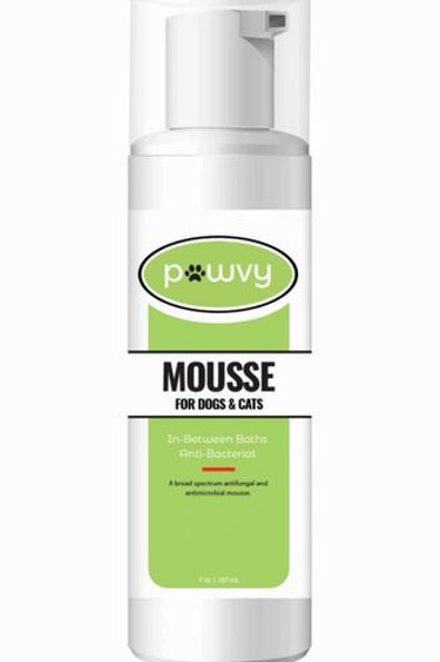 PAWVY IN-BETWEEN BATHS ANTI-BACTERIAL MOUSSE
