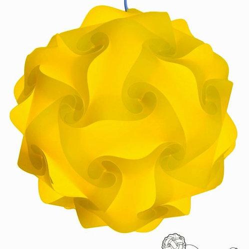 Yellow Infinity Light