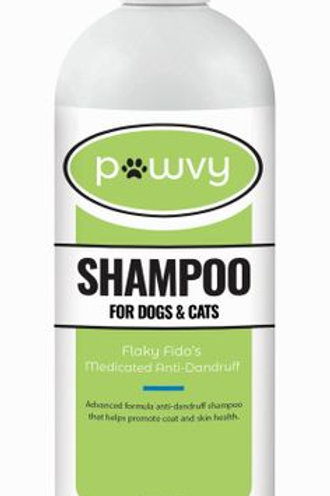 PAWVY FLAKY FIDO'S MEDICATED ANTI DANDRUFF SHAMPOO