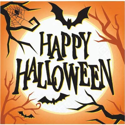 Halloween Party Decorations, Halloween Haunted House Theme Printed Beverage Size