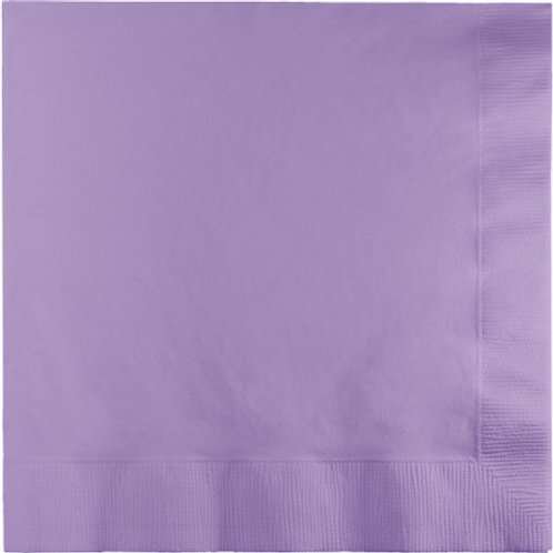 Creative Converting 600 Count Touch of Color Luncheon Paper Napkins,Lavender