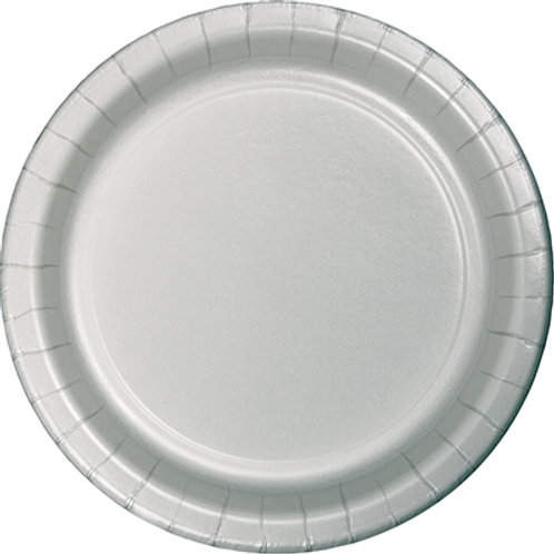 Creative Converting 9 Inch Round Paper Plate, 24 Per Package