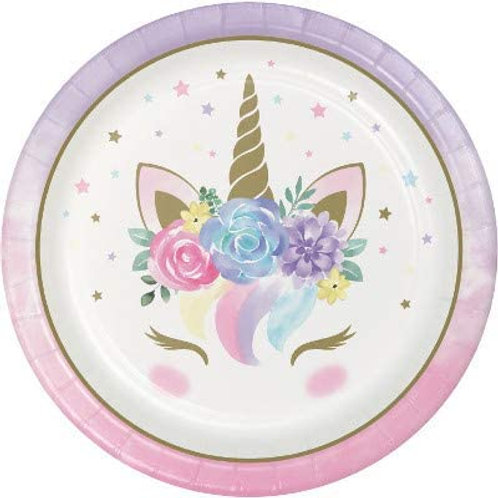 Unicorn Party Supplies Birthday Decorations, Baby Unicorn Party Favors and More