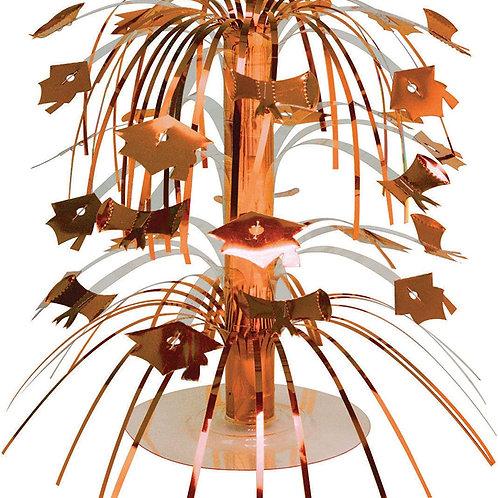 Sunkissed Orange Mini Cascade Centerpiece Graduation Party Decoratio