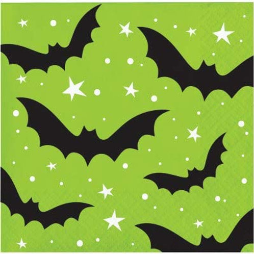 Halloween Party Decorations, Pumpkin Patch Theme Printed Beverage Size Paper Na