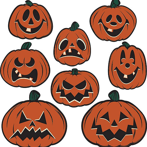 Beistle Halloween Decorations Party Favors, Vintage Halloween Assorted Size Pump