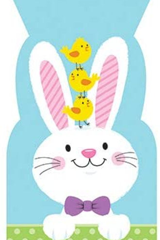 Creative Converting Club Pack Holiday Easter Party Decoration Bunny Pals Design