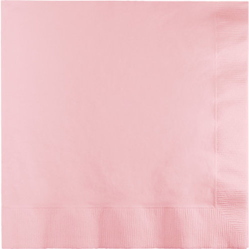 Creative Converting 600 Count Touch of Color Lunch Paper Napkins, Classic Pi