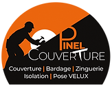 Pinel Couverture - Logo