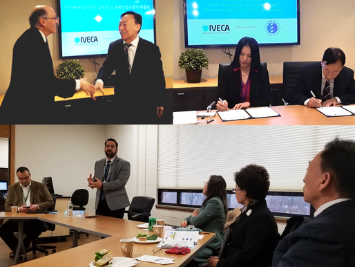Daejeon MOE Supports Korean Schools for Expanding Global Collaborative Learning through IVECA