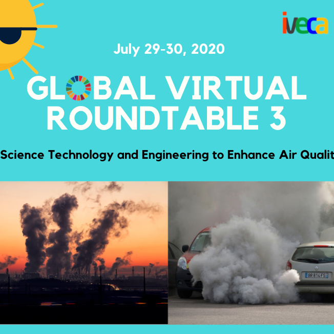 Global Virtual Roundtable - 3: STE for Air Quality