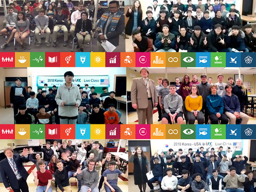 Teenage Global Citizens Putting Ideas into Action toward the SDGs