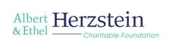 Herzstein Foundation rectangle logo