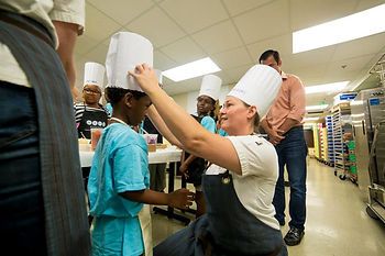 Volunteer Homemade Hope Houston