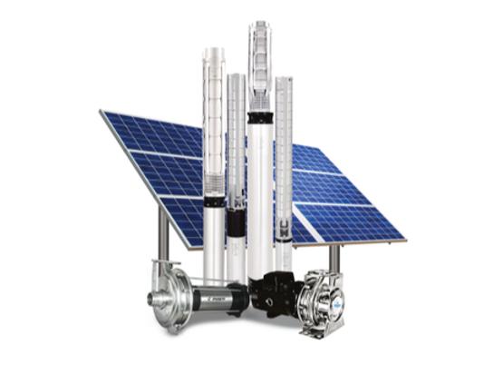 Solar Agriculture Pumps & Controller