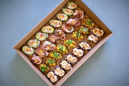 Medium Bruschetta Box