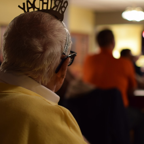 Jack's Surprise 87th Birthday Party