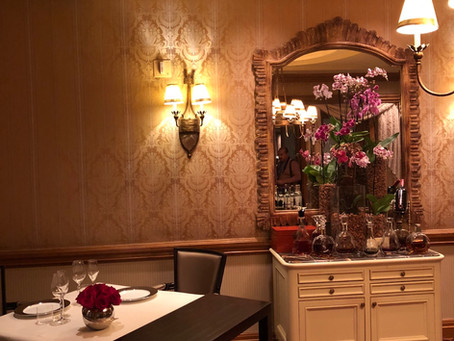 Victoria & Albert's Restaurant at Disney's Grand Floridian Resort & Spa
