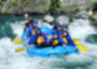 White Water Rafting Adventure Kananaskis River
