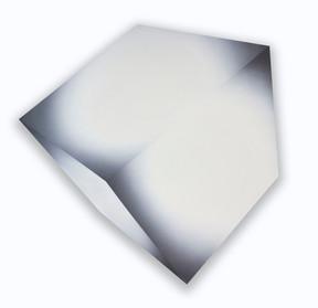 Cube 2, acrylic on canvas, 120x90cm, 2019