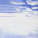 Sky, acrylic on canvas, 130x130cm, 2020