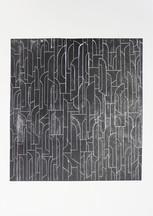Movement, linocut, 42,5x39,5cm