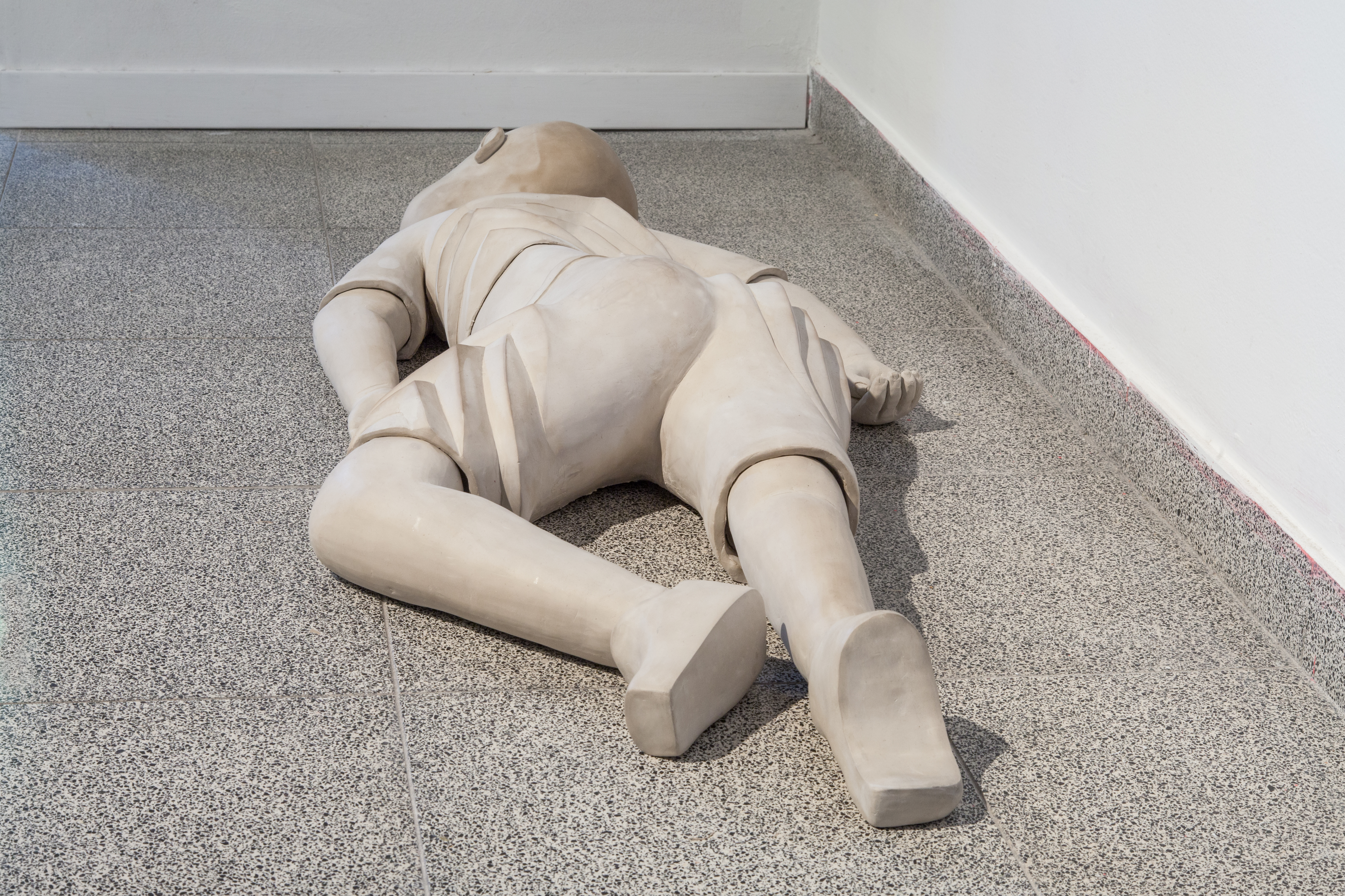 הילד, ,תערוכה: חדר מילוט