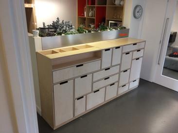 Unit for architect