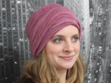 Magic Hats on a Flat Knitting Machine