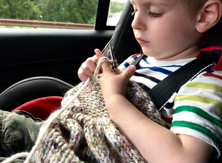 My Very Best Tips on Teaching Kids To Knit