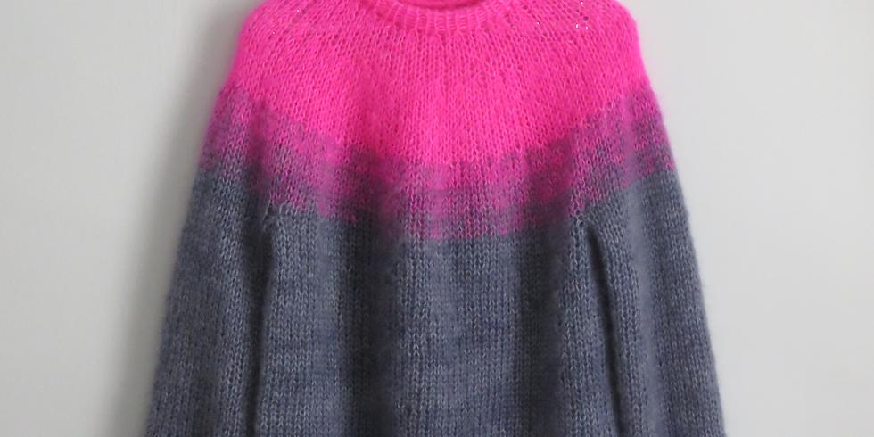 Quadruple Sweater Knit Along