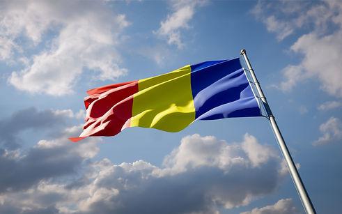 beautiful-national-state-flag-romania-fl