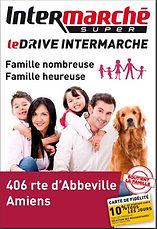 Logo Intermarché Route d'Abbeville