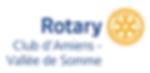 Logo Rotary club amiens