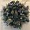 Thumbnail: Green Deco Mesh & Ribbon Wreath