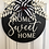 Thumbnail: Home Sweet Home hanging sign