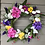 Thumbnail: Flowers Everywhere Wreath (custom order)